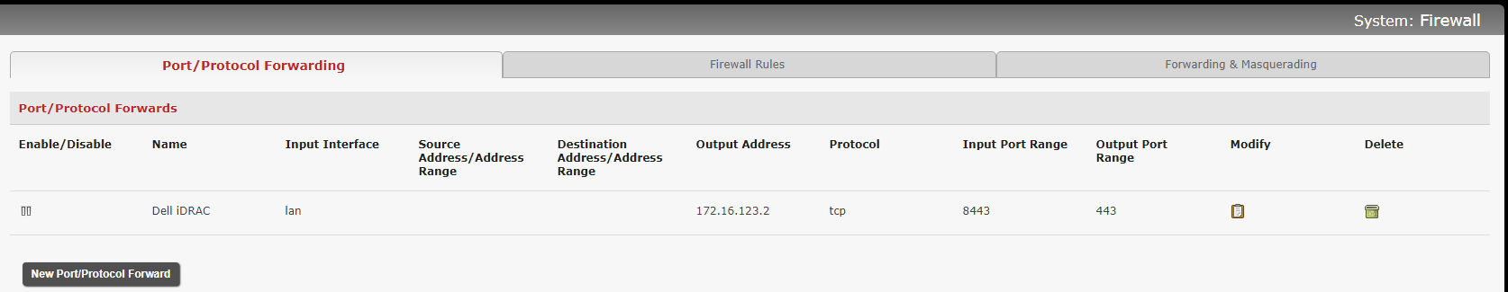 Firewall Script Template – Opengear Help Desk