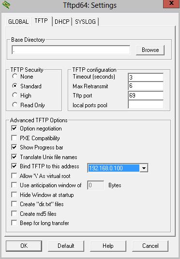 Firmware recovery – Opengear Help Desk